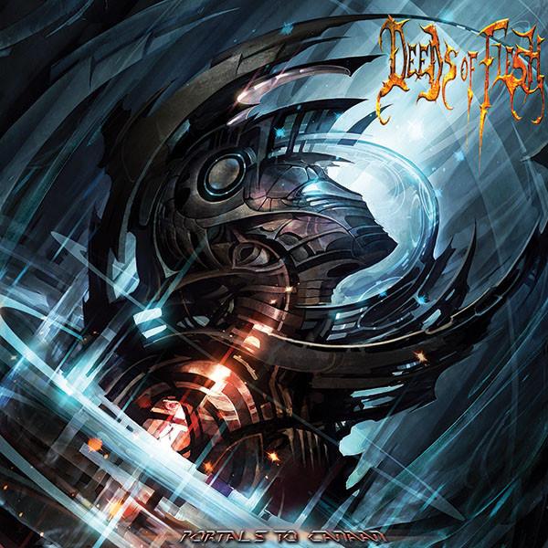 Deeds Of Flesh - Portals To Canaan Vinyl LP